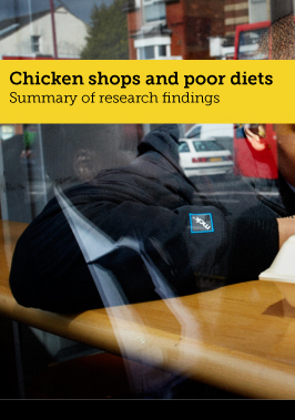 chicken shops poor diets