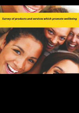 survey products wellbeing