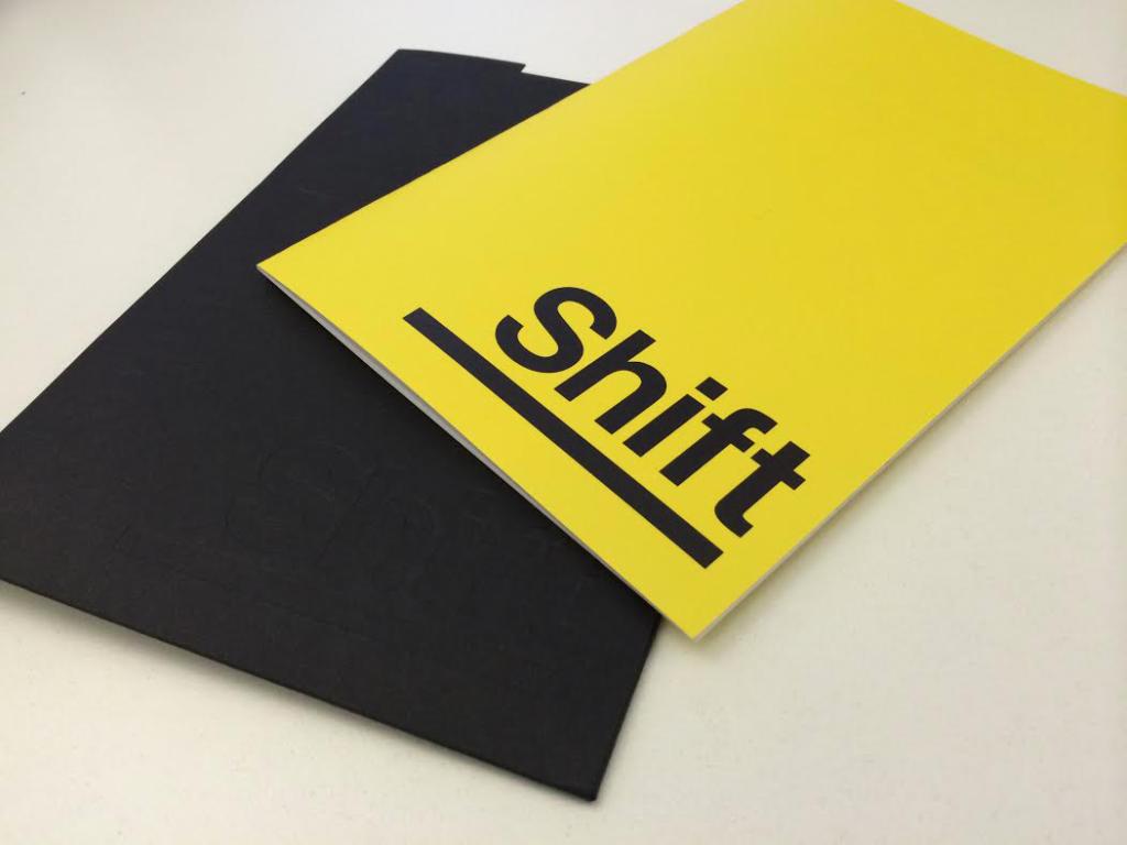 shift artwork