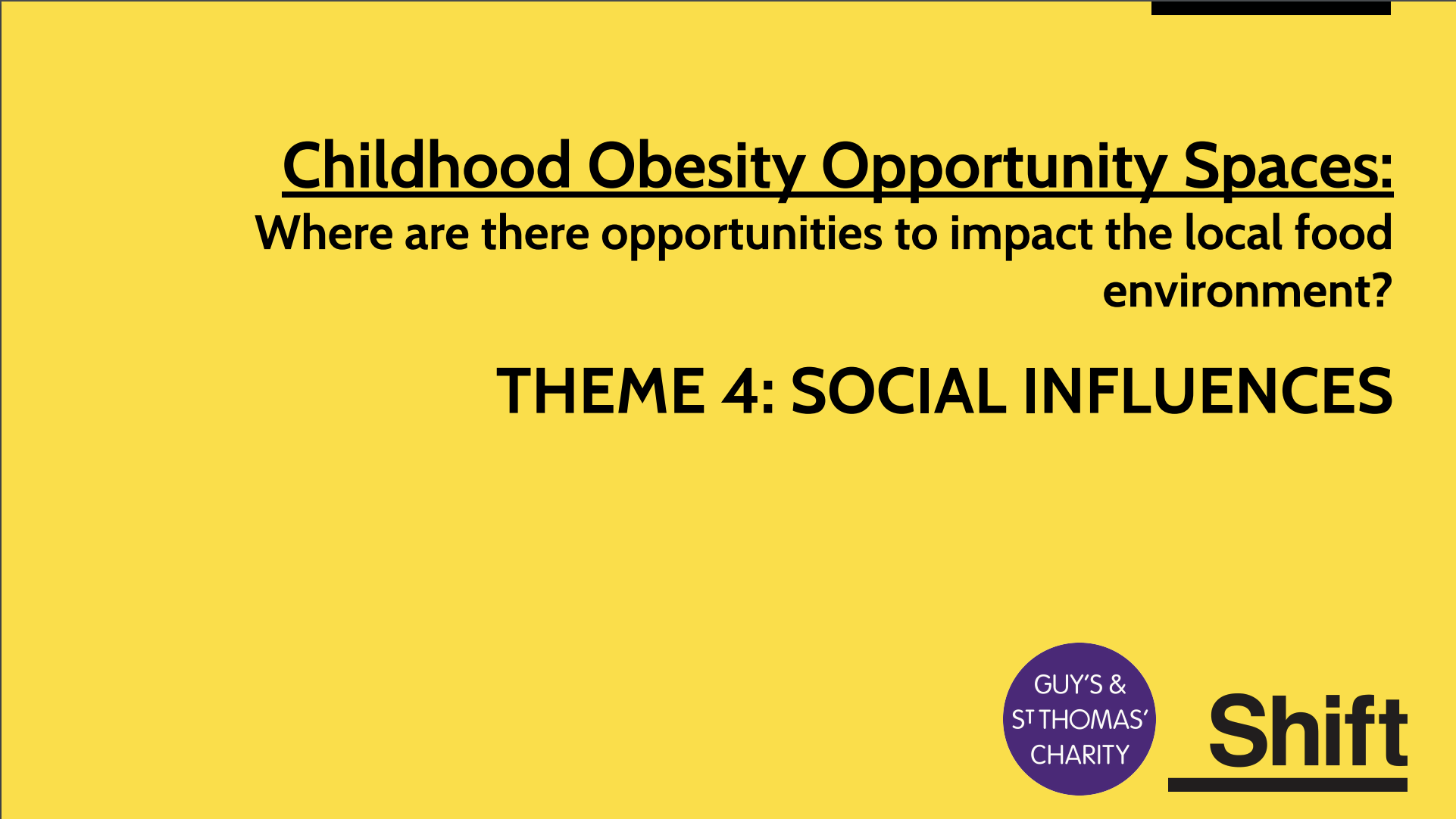 social influences on obesity