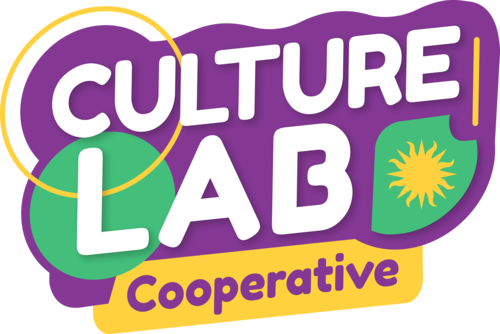 graphic: culture lab cooperative logo